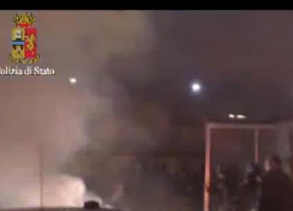 Vicenza-Padova, scontri tra ultras. Decine di perquisizioni