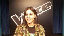 The Voice of Italy 2018, l'intervista a Cristina Scabbia