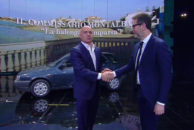 ascolti tv auditel fazio vince la serata male liberi sognatori bene giletti affaritaliani it affari italiani