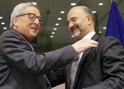 Manovra, Juncker: deviazione italiana inaccettabile