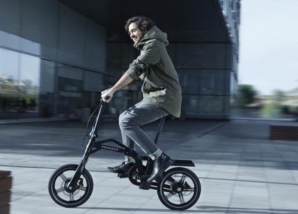 La Bici Peugeot Ef01 Rivoluziona Il Concetto Di Mobilta Elettrica