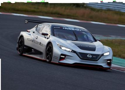 Nissan Leaf Nismo RC L'elettrica da corsa