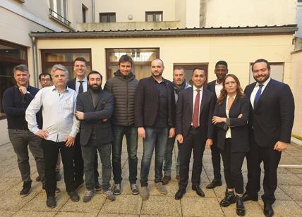I gilet gialli annunciano una manifestazione a Sanremo
