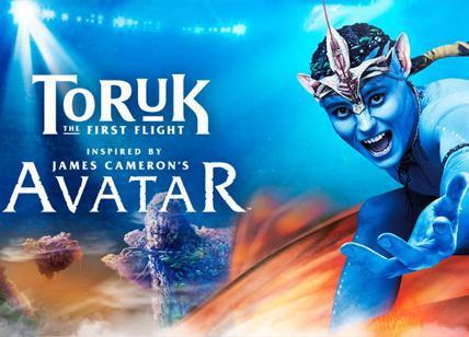'Toruk' del Cirque du Soleil in scena al Forum di Milano