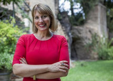 Ambasciatore Britannico in Italia, Jill Morris