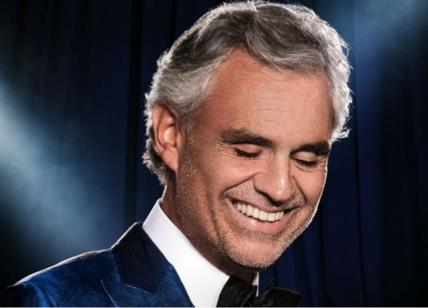Musica, Bocelli n.1 in classifica Usa con 'Sì': primo italiano