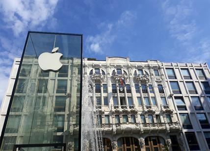 Apple Piazza Liberty: il nuovo store di Cupertino in anteprima
