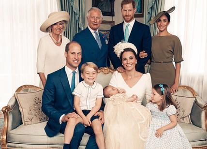Kate Middleto radiosa: ecco le foto ufficiali del battesimo del principe Louis