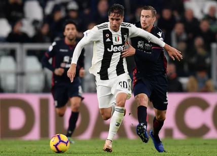 Ufficiale: il Cagliari riscatta Cerri, alla Juve 9 milioni. Il comunicato