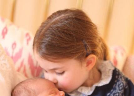 Kate Middleton fotografa del Royal Baby: le foto di Louis. KATE MIDDLETON NEWS