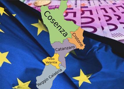 Sospesi fondi europei per la Calabria. Bloccati 130 mln dopo inchiesta Dda