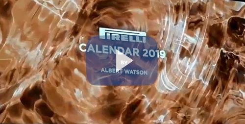 Calendario Bicocca.Calendario Pirelli 2019 Festa All Hangar Bicocca Video
