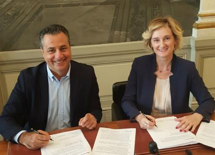 UBI Banca firma accordo con Gruppo Cooperativo CGM per ingresso in UBI Welfare