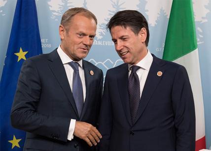 Tusk, Conte un grande esempio di lealtà in Europa - Europa