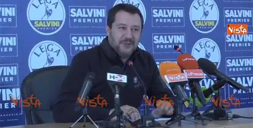 Prescrizione, Salvini: 'La modifica è nel contratto ma no a processi eterni'