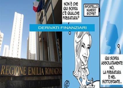 Regionali, Emilia Romagna in bilico. Ma l'Ente ha 210 mln perdite in derivati
