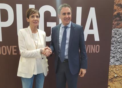 La prima giornata della Puglia al Vinitaly 2018