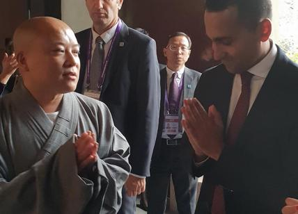 Cina Di Maio rilancia la Via della Seta. Ma scivola sul presidente