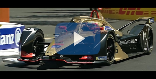 ds techeetah video