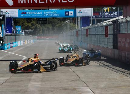 Giornata difficile all'E-Prix di Santiago per DS TECHEETAH