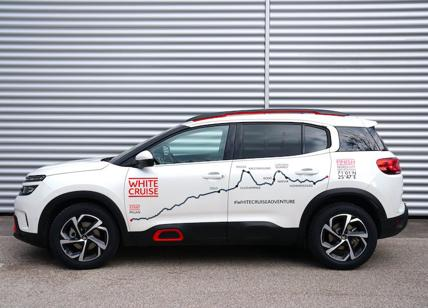 La Citroen C5 Aircross 71° N LIMITED EDITION protagonista della White Cruise