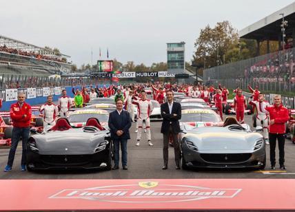 Finali Mondiali Ferrari 2018, l\'Autodromo di Monza si tinge di Rosso ...