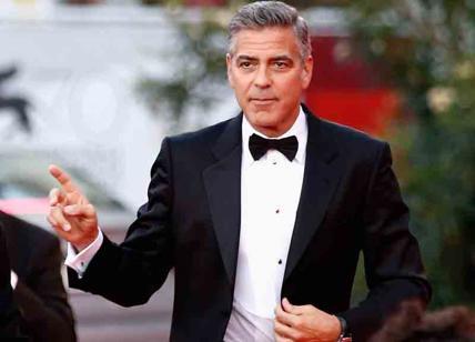 Truffarono anche Clooney, presa coppia