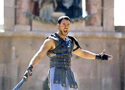 Il Gladiatore Torna Al Colosseo Russel Crowe Guest Star Del Concerto Evento Affaritaliani It