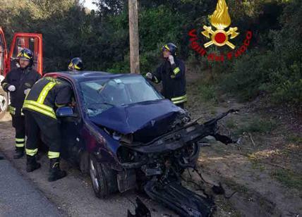 Roma, Ostia: Incidente su Litoranea, 3 feriti gravi tra cui un bambino