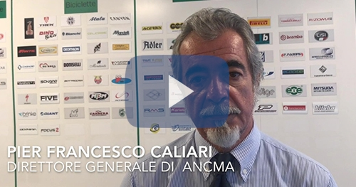 Intervista Pier Francesco Caliari Direttore Generale di Ancma video