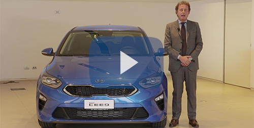 Intervista Giuseppe Bitti AD Kia Motors Italia video