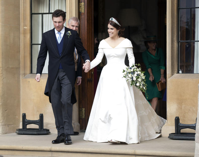eugenia royal wedding