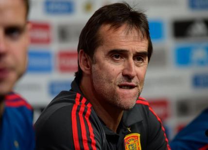 Real Madrid Lopetegui nuovo allenatore