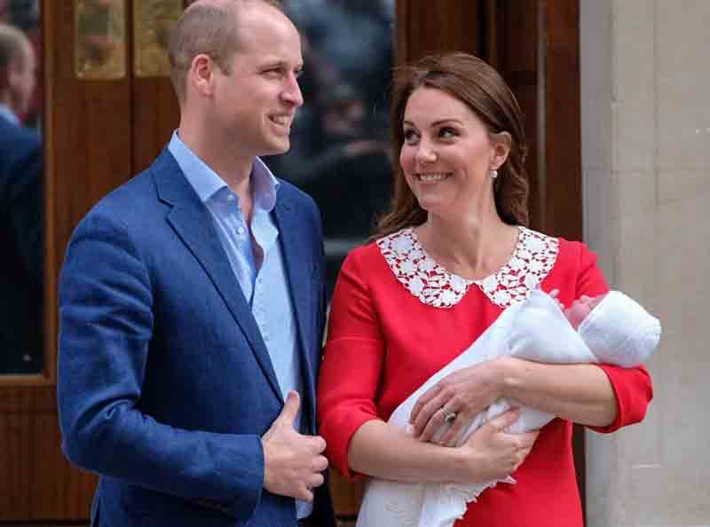 "ROYAL FAMILY NEWS, William a Harry: ""Benvenuto nel club di chi non dorme""."