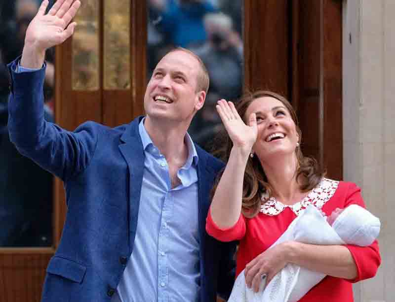 Kate Middleton royal baby: Jack o Arthur? E' toto-nome. KATE MIDDLETON NEWS