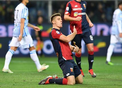 Piatek al Milan, accordo con il Genoa
