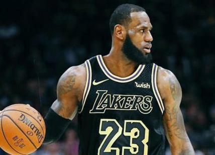 Trump contro Lebron James: