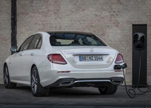 Mercedes Classe E 300 de EQ Power, la prima diesel plug in hybrid