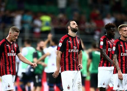 L'Atalanta beffa il Milan, pari di Rigoni al 91'