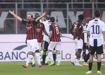 Milan, il ricorso per Higuain è respinto: confermate le due giornate