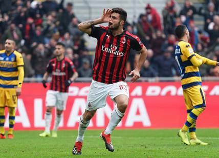 Milan, Gattuso promosso da un grande ex