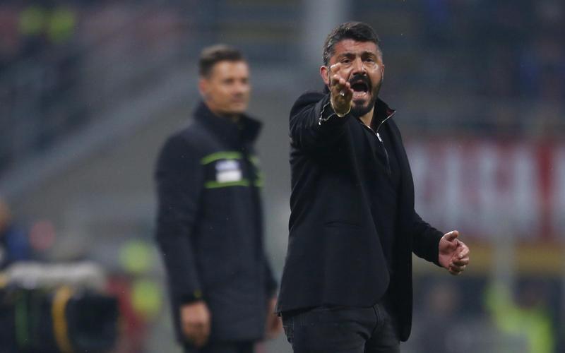 Torino-Milan, Gattuso a sorpresa: