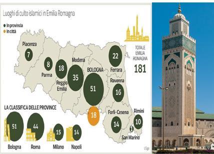 Comune Bologna: Moschea, strana permuta. Nel calcolo spariti 700 mila € e...
