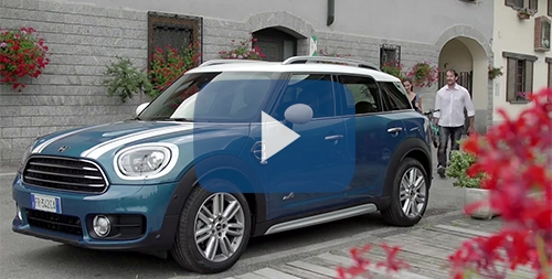 Mini Countryman l'auto dalle due anime vide