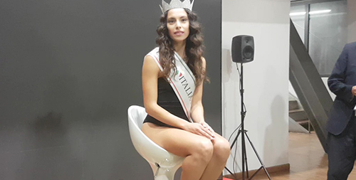 Miss Italia 2018 Carlotta Maggiorana video