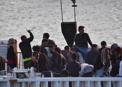 Nave diciotti,scafisti accusati di violenza sessuale
