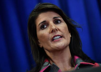 Trump perde pezzi all'Onu: si è dimessa Nikky Haley