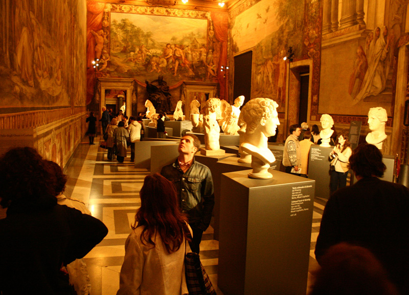 notte museo roma 2