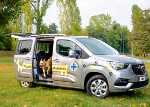 Opel Combo Life Pet Lovers Edition, approvato da ENPA