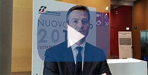 Orazio Iacono AD Trenitalia video
